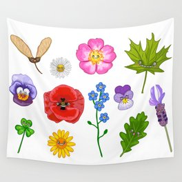 Nature collection Wall Tapestry