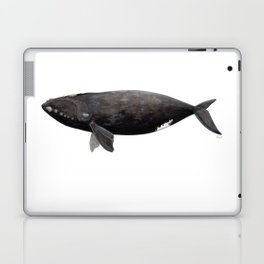 Northern right whale (Eubalaena glacialis) Laptop & iPad Skin