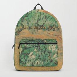 Vincent van Gogh - Olive-trees Backpack