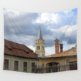 Sighisoara VII Wall Tapestry