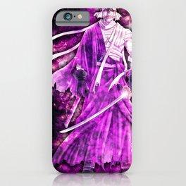 Rurouni Kenshin   Shishio Makoto iPhone Case