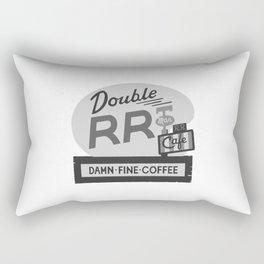 Double R Diner Rectangular Pillow