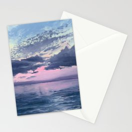Pinery # 6 - sunset Stationery Cards