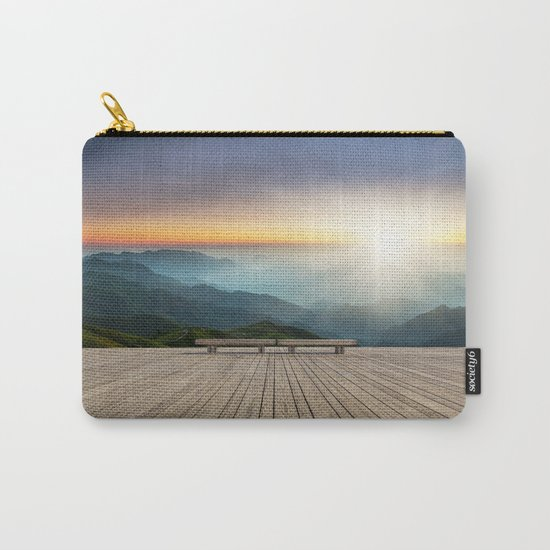 Wugong Mountain, China Carry-All Pouch