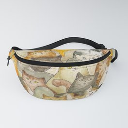 The Cat's Meow Fanny Pack