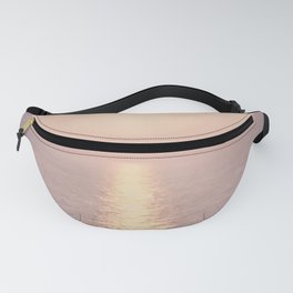 cashmere rose sunset Fanny Pack