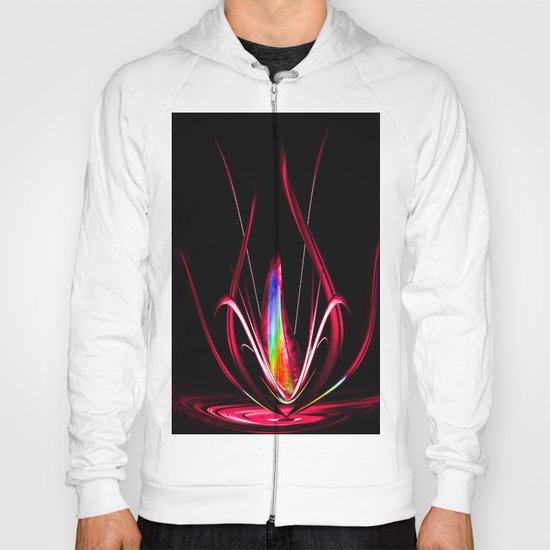 Abstract perfektion - Lightshow Hoody