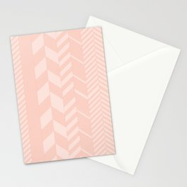 Arrow Lines Stationery Cards