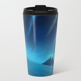 Mountain Metal Travel Mug