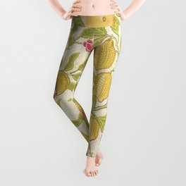 "William Morris ""Fruit or Pomegranate"" 1. Leggings"