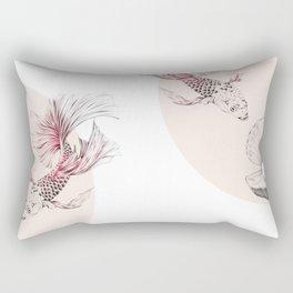 Pearl and Tear Rectangular Pillow