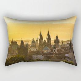 Prague Dawn Rectangular Pillow