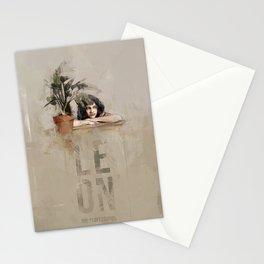 Mathilda (Leon:The Professional) Stationery Cards
