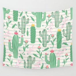 cactus pc Wall Tapestry
