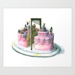Marie Antoinette Kunstdrucke