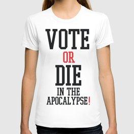 Vote Apocalypse T-shirt