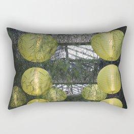 Longwood Gardens Autumn Series 252 Rectangular Pillow