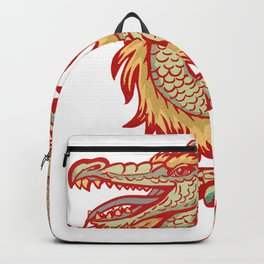 Old China Dragon Backpack