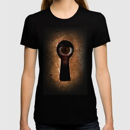 Who is watching you? T-shirt