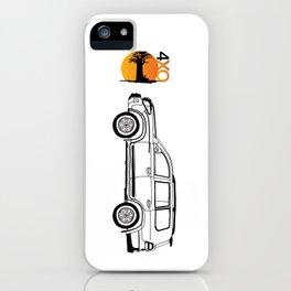 Landcruiser 200 4xOverland iPhone Case