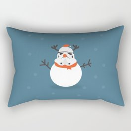 Day 16/25 Advent - Snow Trooper Rectangular Pillow
