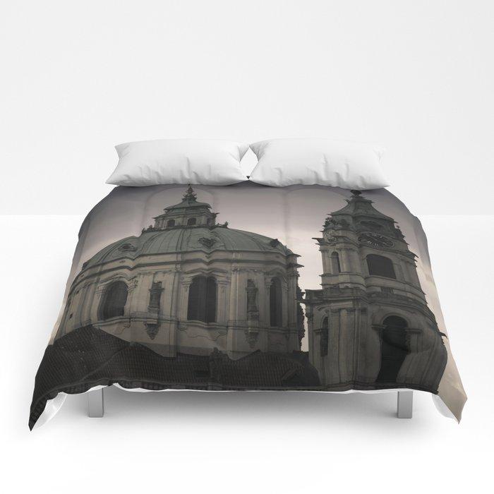 St. Nicholas Church Prague Comforters