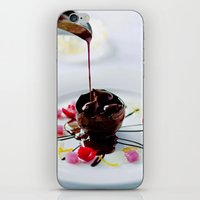 dessert iPhone & iPod Skins featuring DESSERT VI by Ylenia Pizzetti