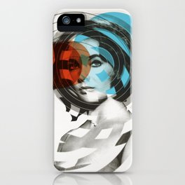 Der Kreis der Erinnerung 4 iPhone Case