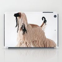 the hound iPad Cases featuring Afghan Hound by Eva's pics
