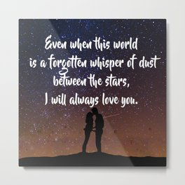 EoS: Dust Between the Stars Metal Print