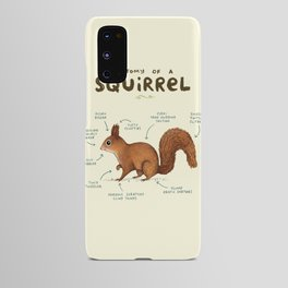 Anatomy of a Squirrel Android Case