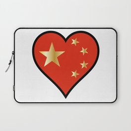 Love China Laptop Sleeve
