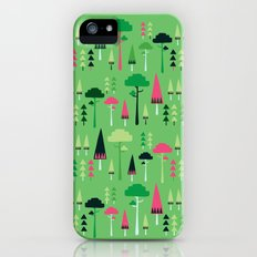The Green Forest iPhone (5, 5s) Slim Case