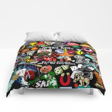 All In On Your Game Comforters