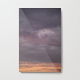 Sky 01/20/2014 18:29 Metal Print