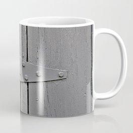 The Cover Up Coffee Mug