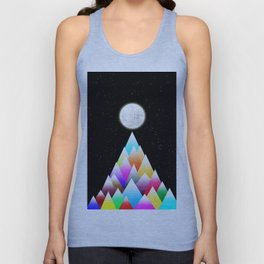 Stars Night Unisex Tank Top