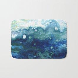 Ocean Surge Bath Mat