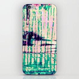 Bamboo Shoots Edit iPhone Skin
