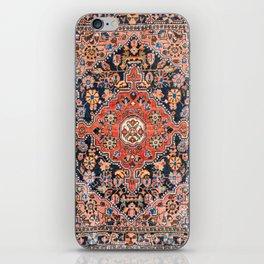 Djosan Poshti West Persian Rug Print iPhone Skin