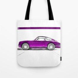 Porsche 911 / III Tote Bag