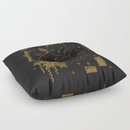 Magical Assistant Floor Pillow