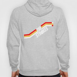 The Strokes Logo Striped Julian Casablancas Hoody