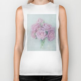 Rose Bunch Biker Tank