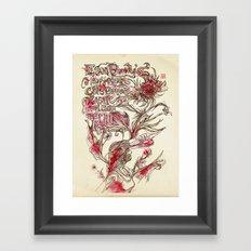 Egon Bondy's Happy Hearts Club Banned Framed Art Print
