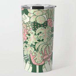 Plants Club (girl) Travel Mug