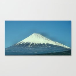 富士山 (Mt. Fuji) Japan Canvas Print