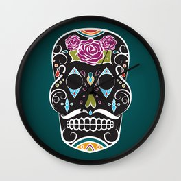 Two Sides of Lonely (2) Wall Clock