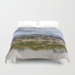 Lakes of Covadonga Duvet Cover