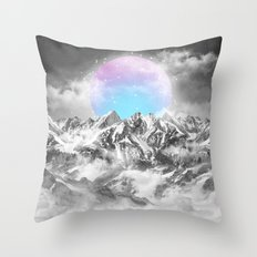 It Seemed To Chase the Darkness Away II Throw Pillow